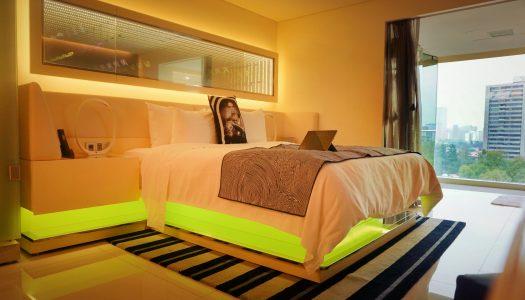 Crítica • W Mexico City es el hotel más cool de CDMX