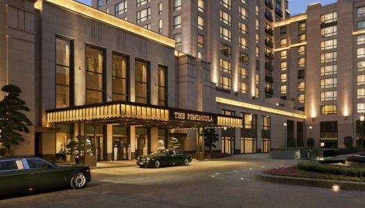 The Peninsula Hotels lanza una exclusiva experiencia con jets privados, helicópteros y Rolls-Royce