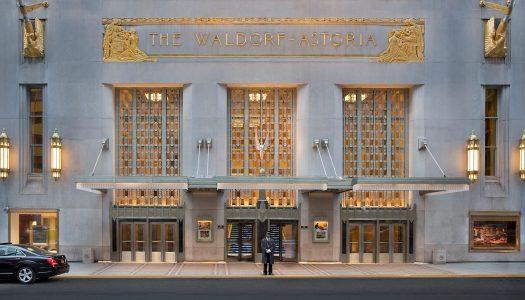 ¿Por qué cerró el Waldort Astoria de Nueva York?