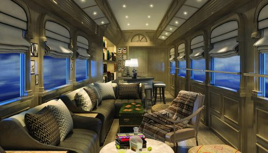 Cómo será el primer tren nocturno de lujo que Belmond trae a Sudamérica