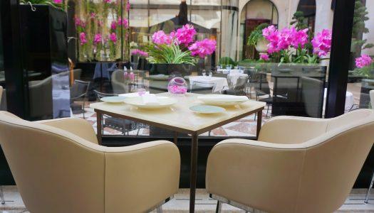 Four Seasons George V es el único hotel de Europa con tres restaurantes con estrellas Michelin