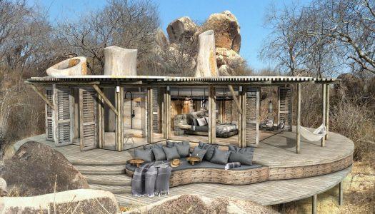 Así será el nuevo hotel de lujo más impresionante de África