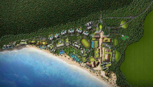 El sorprendente JW Marriott Phu Quoc Emerald Bay que inauguró en Vietman