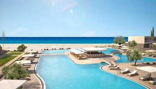 El increíble hotel que Sani Resort inaugura en Grecia