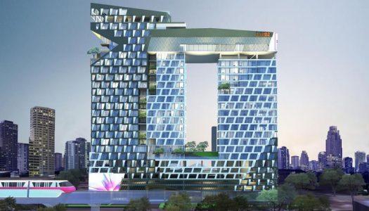 El original hotel que abrirá en Bangkok