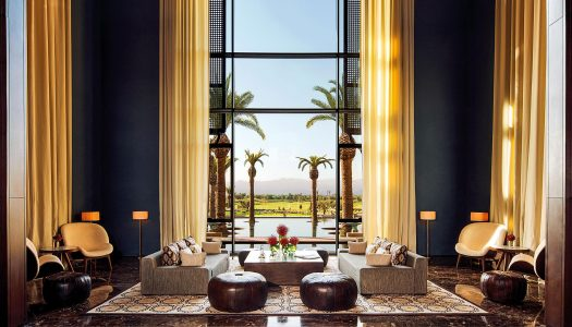 Fairmont desembarca en Marruecos con el exclusivo Royal Palm Marrakech