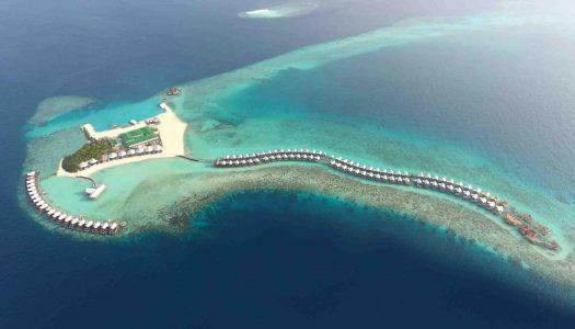 Así es el lujoso nuevo hotel Grand Park de Maldivas