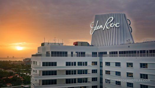 Crítica • Nobu Edec Roc: un lugar, dos hoteles y gastronomía exquisita en Miami Beach