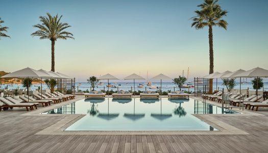 Nobu inauguró sus esperados hoteles en Ibiza y Londres