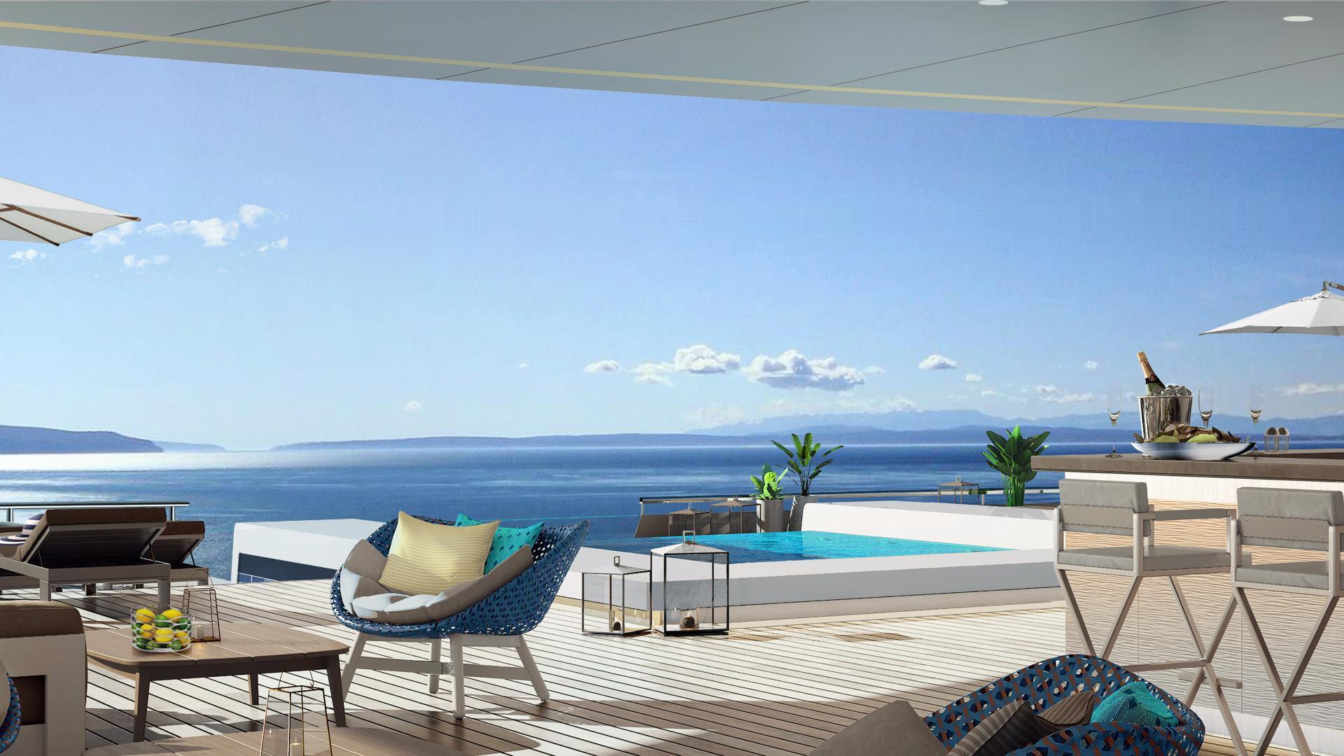 Ritz carlton lleva el lujo de sus hoteles al mar con yacht - Hoteles ritz en el mundo ...