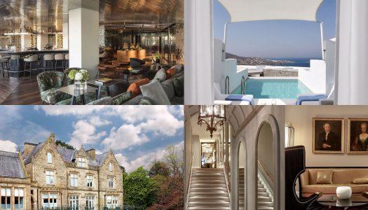 Los siete nuevos hoteles que se suman a Design Hotels
