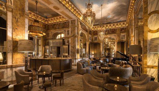 Después de cuatro años de restauración, reinauguró el icónico Hôtel de Crillon en París