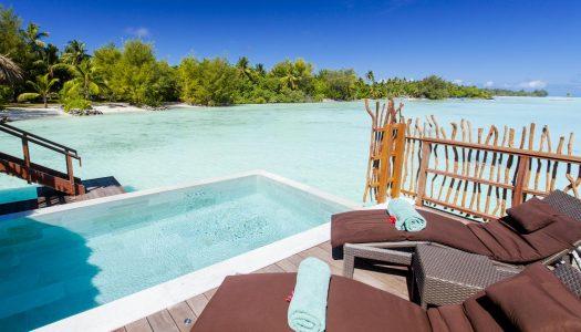 Así son las nuevas villas sobre el agua de InterContinental en Bora Bora