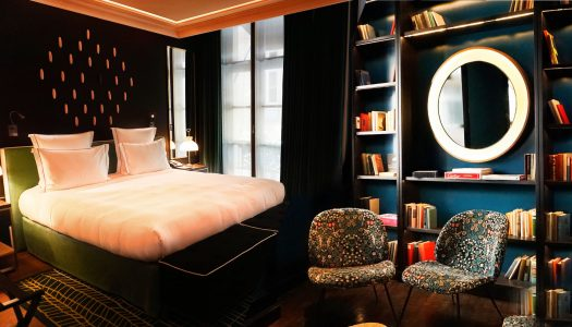 Crítica • Le Roch Hotel & Spa: un hotel boutique brillante en París
