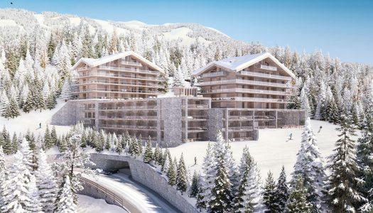 Six Senses sube a lo más alto para abrir un imponente resort de ski en Suiza