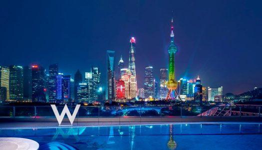 Inauguró W Shanghai – The Bound, con todo el diseño y estilo de la marca