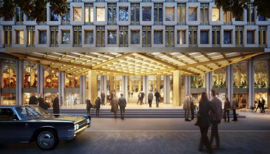 Rosewood toma la Embajada de Estados Unidos en Londres y la convierte en un hotel