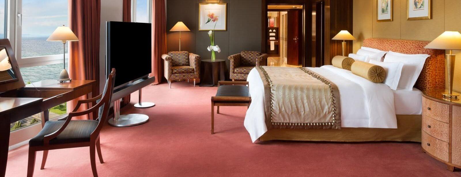 As es la suite de hotel m s cara del mundo cu nto for Cuanto cuesta una habitacion en un hotel