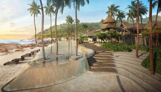 Ritz-Carlton abrió sus puertas en Koh Samui, Tailandia