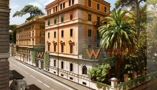 W desembarca en Italia con un exclusivo hotel en Roma