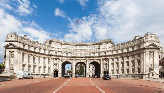 El histórico Arco del Almirantazgo de Londres se convertirá en un hotel Waldorf Astoria