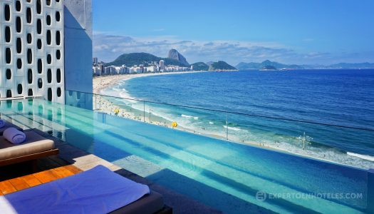 Experiencia • Emiliano Rio: diseño, tecnología y la piscina infinita más espectacular de Río de Janeiro
