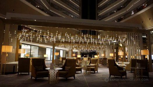 Fairmont Rey Juan Carlos I, elegido como el mejor hotel de lujo de España