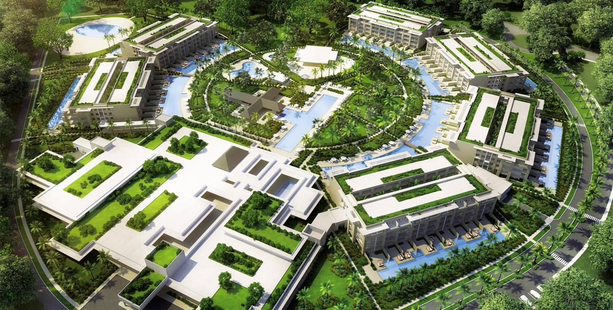 Meliá abrirá The Grand Reserve, su nuevo resort de lujo en Punta Cana