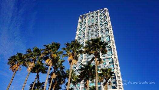 Experiencia • Hotel Arts Barcelona: 360 grados de lujo en un hotel de vanguardia