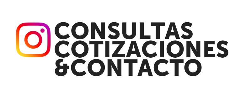 Consultas, cotizaciones y contacto de Instagram para Hoteles