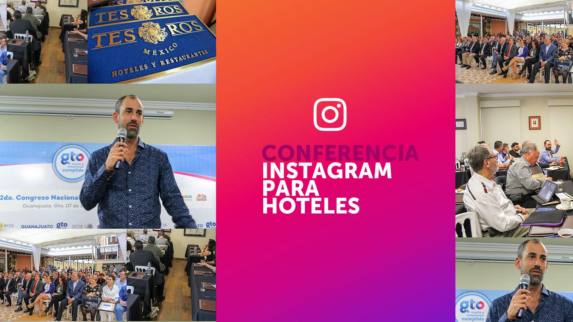 Conferencia Instagram para Hoteles