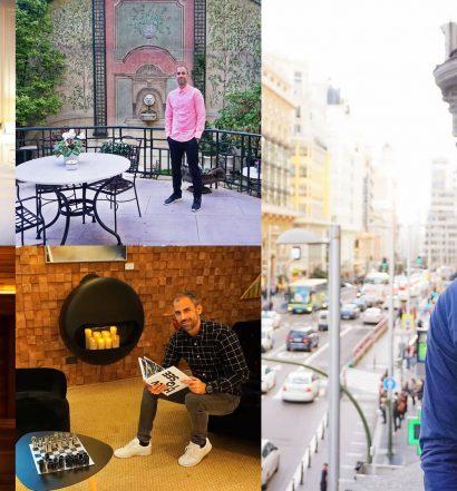 Los mejores hoteles de Madrid, por @expertoenhoteles