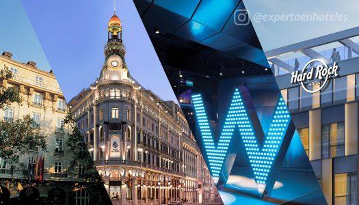 Los hoteles más esperados de Madrid: W, Four Seasons, Hard Rock, Ritz, Bless, EDITION