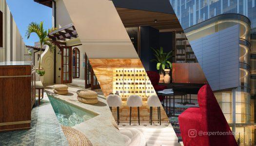 Las nuevas aperturas de hoteles 2019 de Preferred Hotels & Resorts