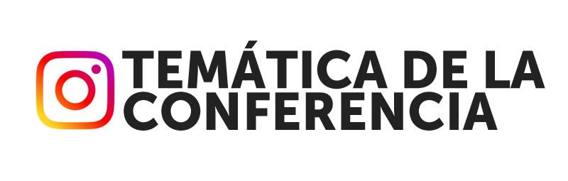 Temática de la conferencia