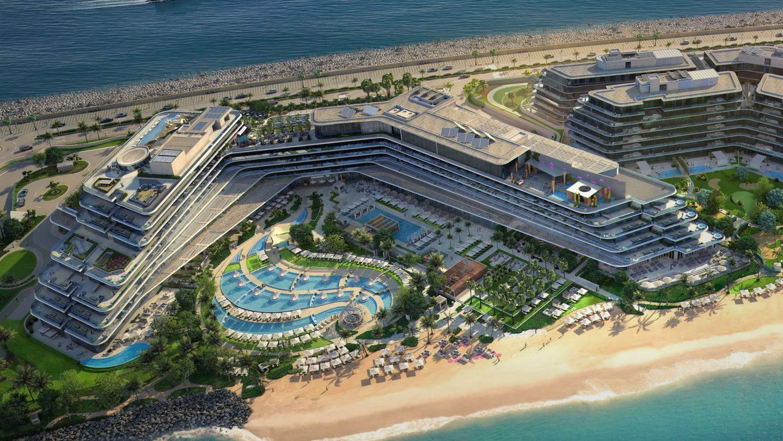 Con W Dubai - The Palm, W Hotels sigue marcando tendencia