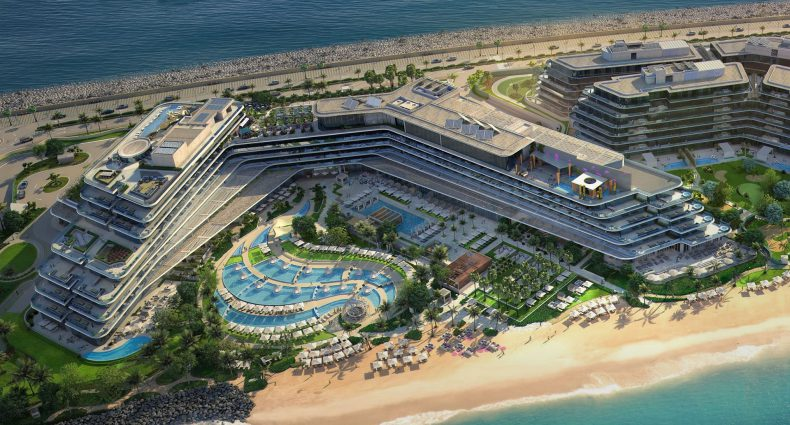 Con W Dubai - The Palm, W Hotels sigue marcando tendencia