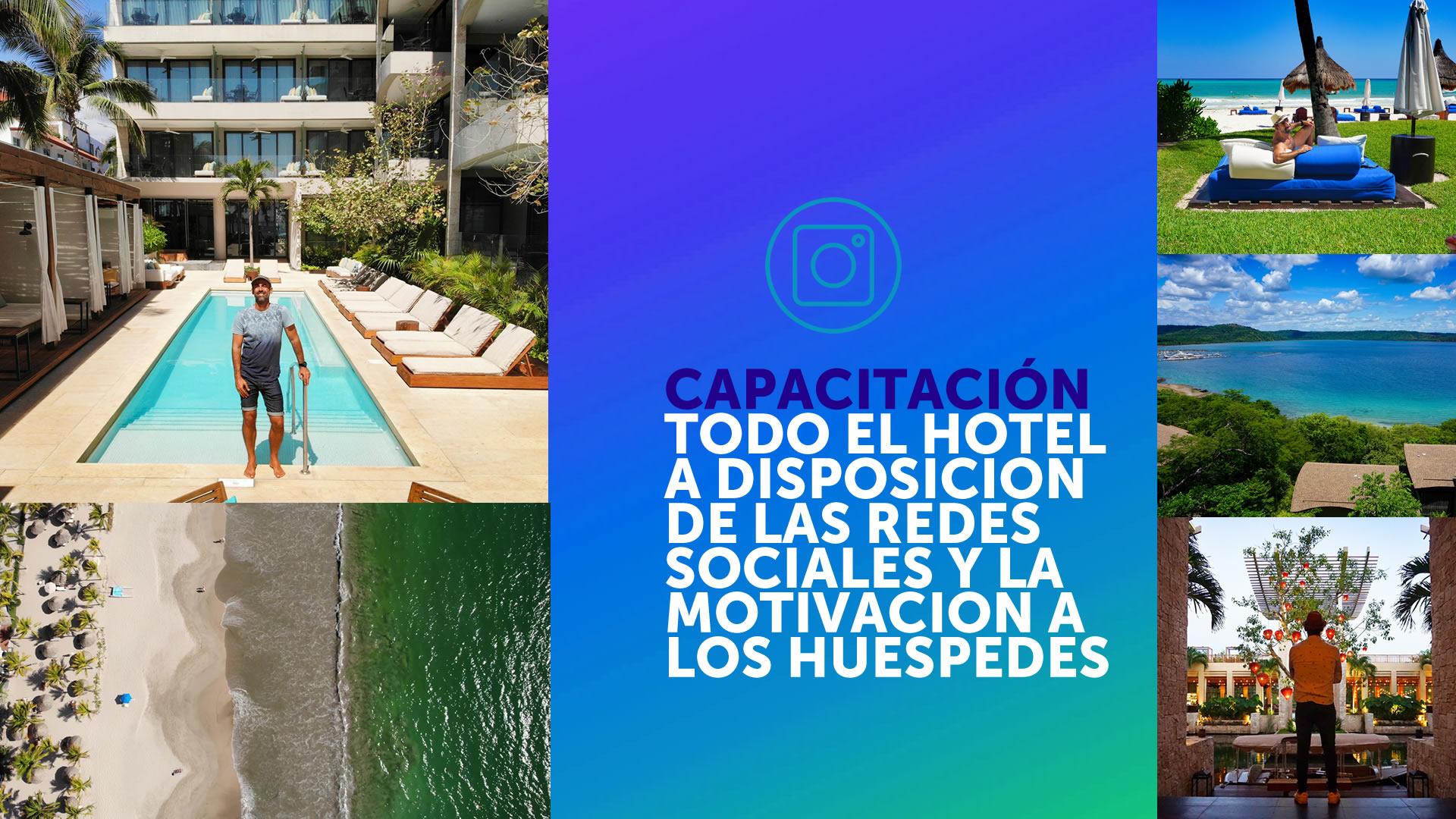 Instagram para Hoteles
