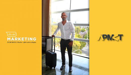 Día del Marketing: Marcos Toscani @expertoenhoteles dará una charla en Rosario, Argentina, junto a APMKT