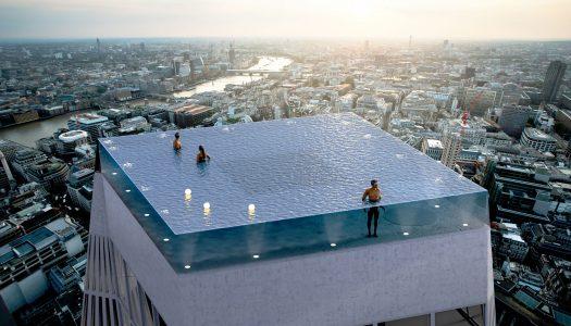 Así será la sorprendente piscina 360 que se construirá en un hotel de Londres