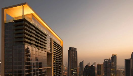 Waldorf Astoria Dubai International Financial Centre abrió sus puertas