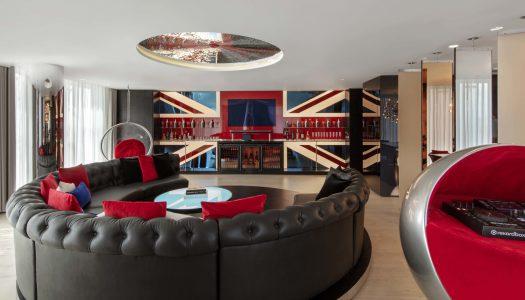 Así es el nuevo W London – Leicester Square, luego de su transformación tecnológica
