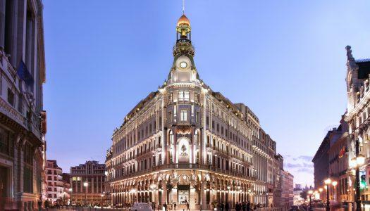 La apertura de Four Seasons Madrid confirmada en 2020 ¿Cuándo será la inauguración?