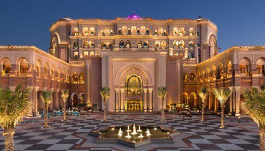 Mandarin Oriental se adueña de un palacio para abrir Mandarin Oriental Abu Dhabi