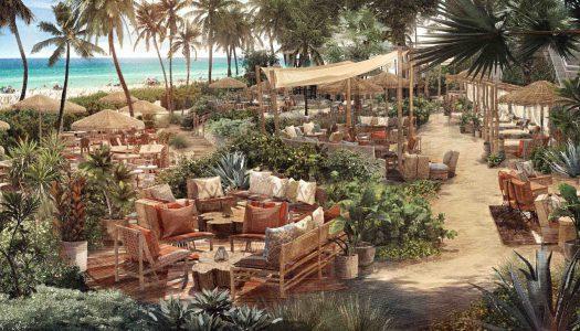 1 Beach Club: un hotel de Miami presenta su club de playa el estilo Tulum