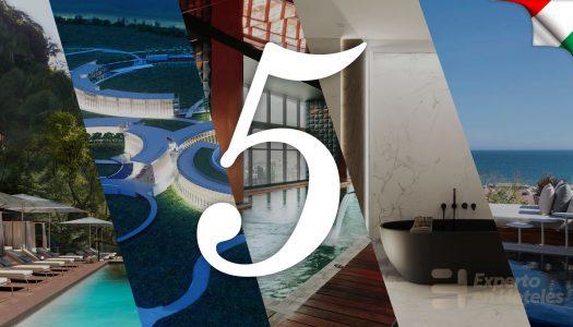 🇲🇽 Los 5 nuevos hoteles de lujo de México que debemos visitar en 2020