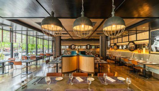 Amandine, el restaurante de Hyatt Centric Santiago, y un menú especial para el 14 de febrero