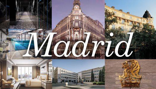 🇪🇸 Aperturas: los nuevos hoteles de lujo que abrirán en Madrid a partir de 2020