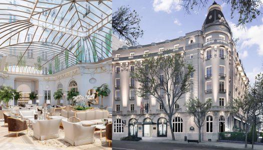 Reabre el hotel Ritz de Madrid como Mandarin Oriental Ritz, Madrid. Apertura