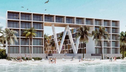 Llega el hotel W Playa del Carmen. ¿Cuándo será la apertura?